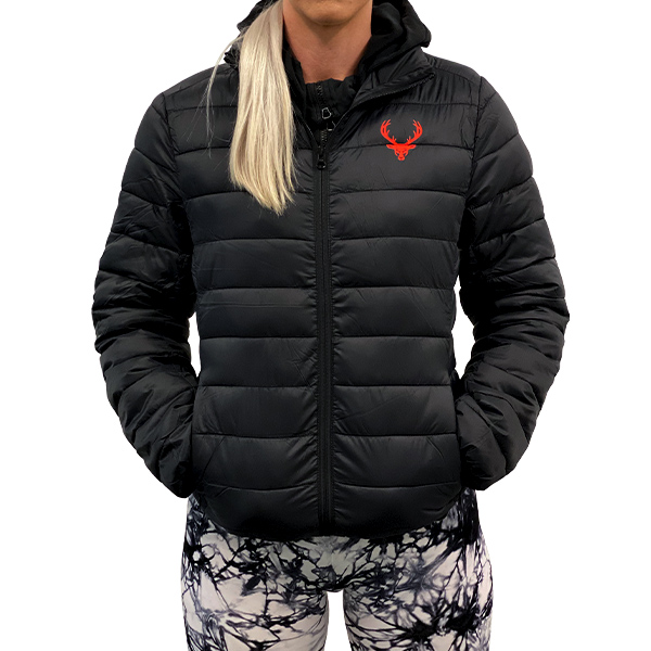 Womens Puffy Jacket
